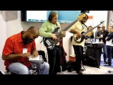 Victor Wooten, Steve Bailey and David