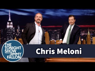 Chris Meloni Walks Through His Long-Haired '70s Style