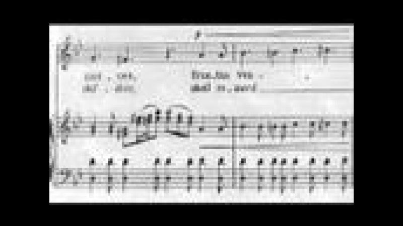 Vivaldi: Nisi Dominus, RV 608 - IV. Cum dederit - Scholl