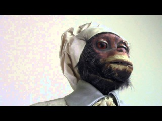 Monkey Pastry chef Automaton by Roullet Decamps