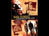 all Movie Horror rob zombie three disc collector s set  Роб Зомби набор три дисковода коллекционера с