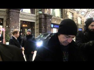 Rammstein in Ritz Carlton Moscow 2012