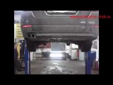 Ремонт и замена катализатора BMW 525 f10 на пламегаситель