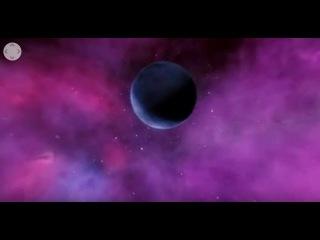 WOOW! Космос, панорамный полет 360 градусов для VR очков виртуальной реальности!