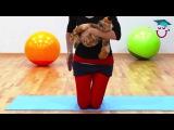 Урок 3  Фитнес Мама + Малыш! Упражнения для живота и талии