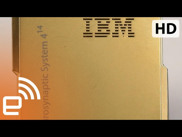 IBM's new Synapse chip | Engadget