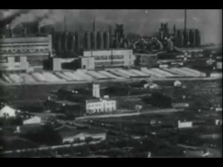 Фрагмент фильма «Битва за Россию» — пятый эпизод из 7-серийного пропагандистского документального фильма «Почему мы сражаемся» (Why We Fight) американского режиссёра Фрэнка Капры, 1943. Награды: Оскар, 1944 год Номинация: Лучший документальный фильм.