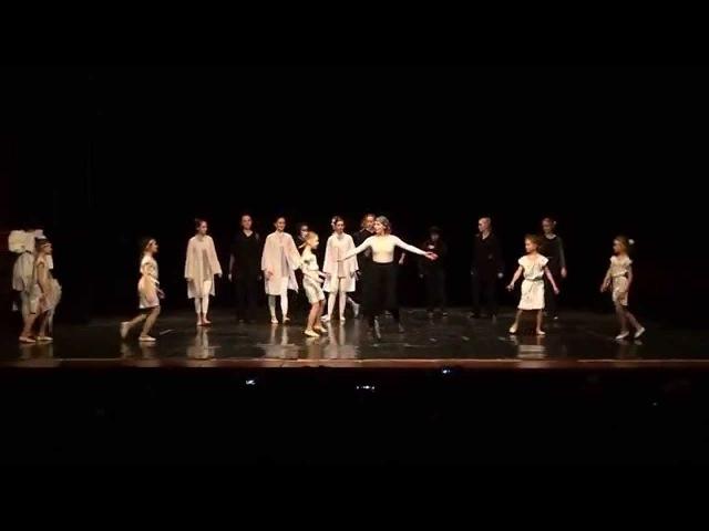 ФОРСАЖ 15 лет в танце Ангелы и Демоны