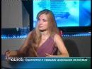 Алла Перькова одесситка с самыми длинными волосами The longest hair