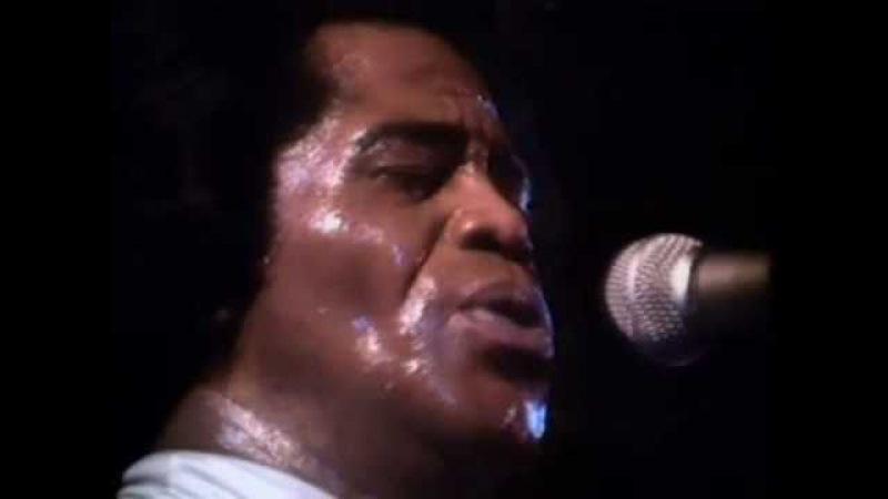 James Brown - Monterey California 1979
