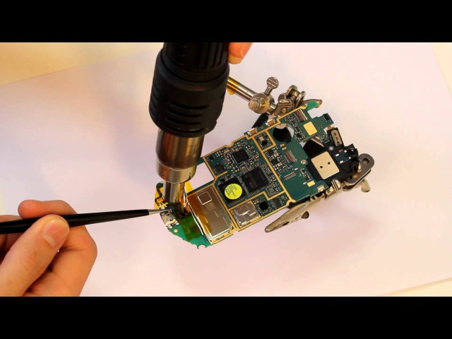 How to replace a micro-USB receptacle - Samsung Galaxy S3 mini