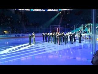 Гимн Латвии.