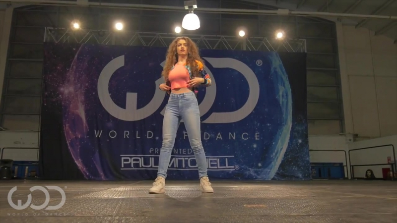 Танец КУКЛЫ Барби Dytto FRONTROW World of Dance Bay Area 2015