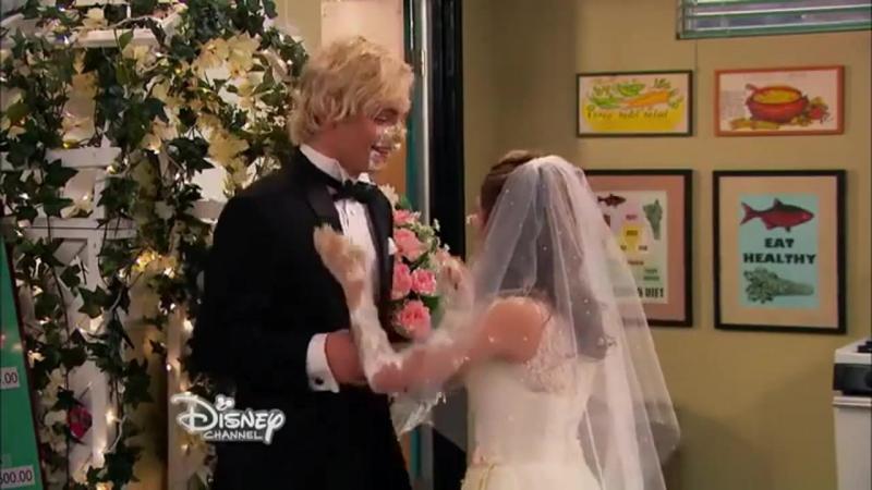 Austin and Ally-невеста
