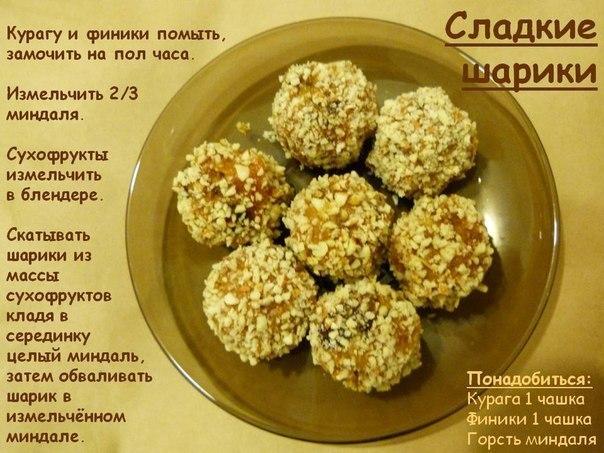 Конфеты рецепт
