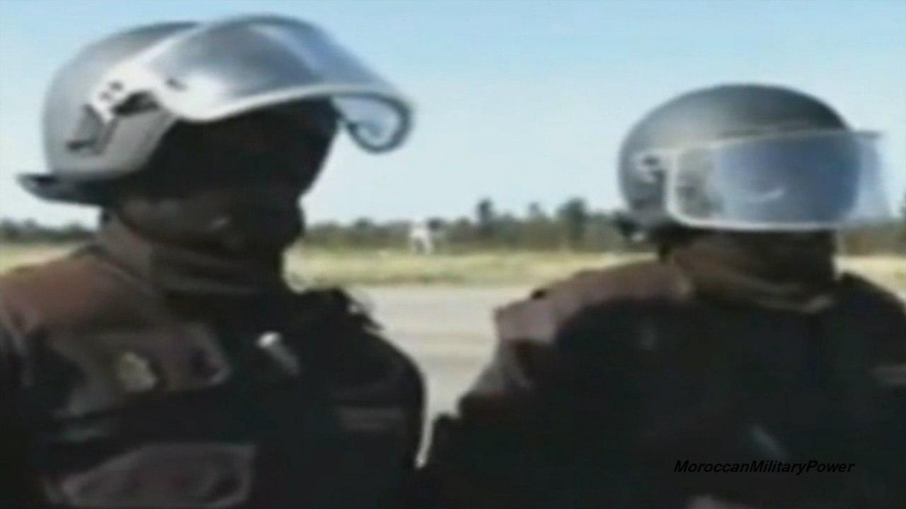 Moroccan Special Forces/Forces spéciales marocaines  :Videos et Photos : BCIJ, Gendarmerie Royale ,  - Page 2 Ms-U8ANnvAg