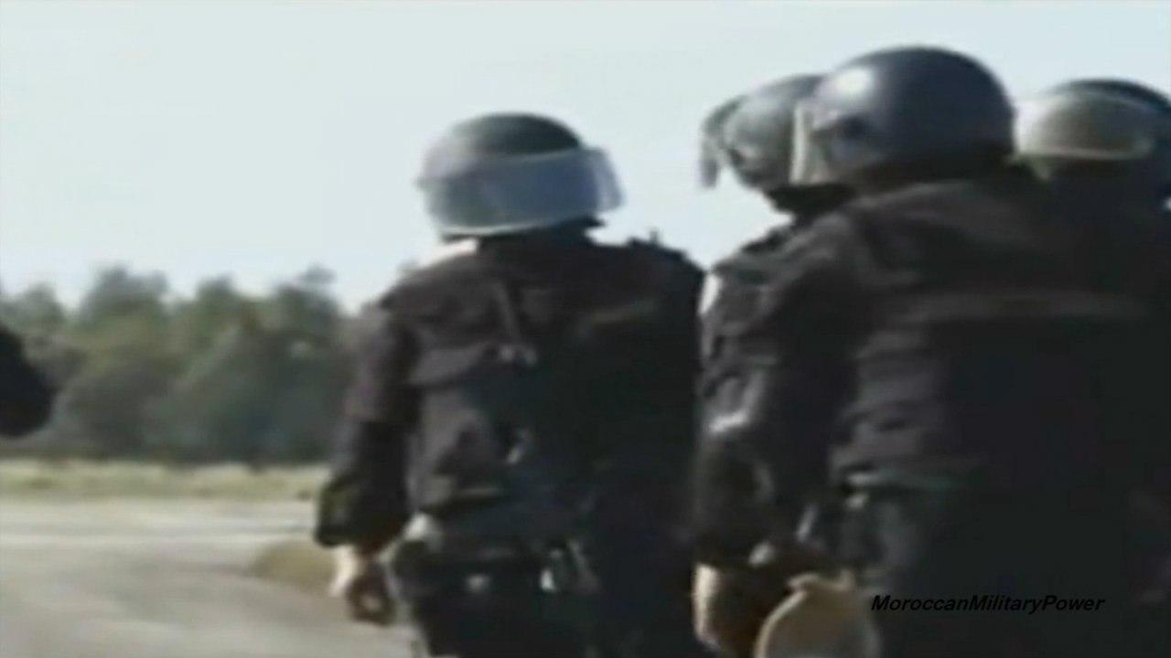 Moroccan Special Forces/Forces spéciales marocaines  :Videos et Photos : BCIJ, Gendarmerie Royale ,  - Page 2 PNHMSJ18mvM