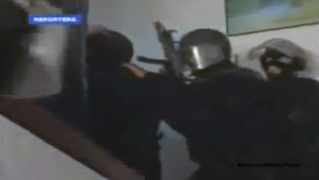 Moroccan Special Forces/Forces spéciales marocaines  :Videos et Photos : BCIJ, Gendarmerie Royale ,  - Page 2 5usu79sBwRQ
