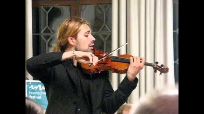 DAVID GARRETT JULIEN QUENTIN in Venice -