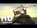 Проект Альфа / Appleseed Alpha (2014) трейлер