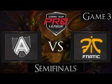 [ENG] The Alliance vs Fnatic - Game 3
