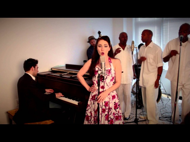 Problem - Vintage '50s Doo-Wop Ariana Grande Cover feat. Robyn Adele Anderson The Tee - Tones
