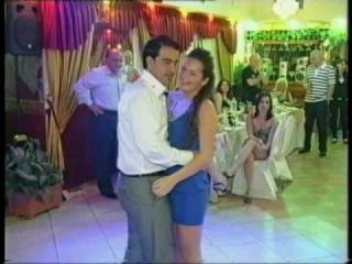 Moris Janashvili-השמעת בכורה מהאירוסין של מוניקה ואיציק.a