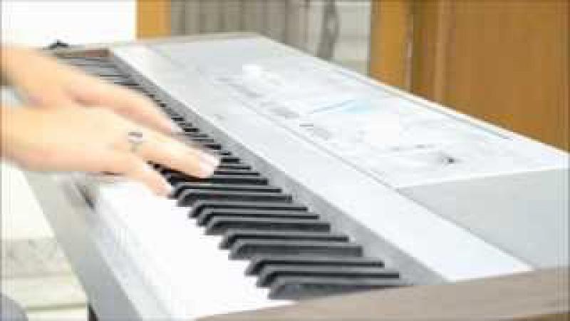 Flute (Original Mix) - New World Sound Thomas Newson | PIANO COVER