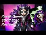 Рейвен Квин Комик Кон Обзор/Raven Queen Comic Con Review