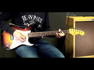 Fender '59 Bassman and '65 Super Reverb Comparison