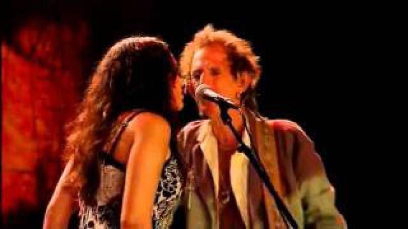 Keith Richards and Norah Jones Love Hurts live 2004