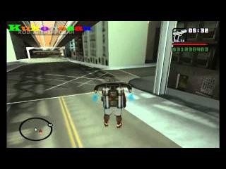"""Как бесконечно лететь вверх и как попасть в Либерти-Сити в """"GTA: San Andreas"""""""