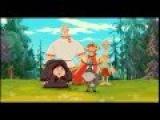 мультфильм про Орифлейм (три богатыря)