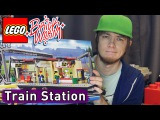 LEGO City: Train Station - Brickworm