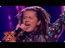 Luke Friend sings Run by Snow Patrol - Live Week 8 - The X Factor 2013