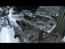 National Geographic. Мегазаводы. Mercedes-Benz SLS AMG Gullwing. HD720