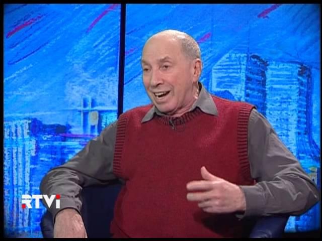 В Нью-Йорке с Виктором Топаллером: Сергей Юрский, 2007