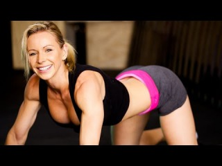 Workout For Woman At Home:Zuzka Light Workout At Home For Beginner