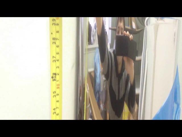 Декоративная самоклеющаяся зеркальная пленка безопасное зеркало ширина 1м 176мкм