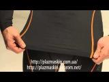 Видеообзор спортивной компрессионной одежды Tesla Gears Plazmaskin (Рашгарды)