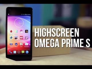 Обзор Highscreen Omega Prime S - смартфон с 4,7″ и процессором Qualcomm MSM8212, 1,2 ГГц - Keddr.com