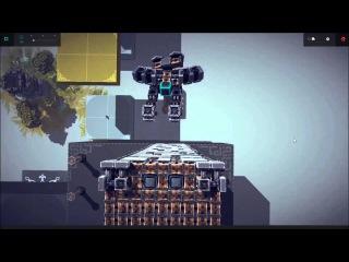 Besiege - Leap of faith