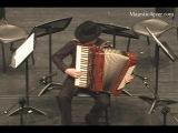 Tango La Cumparsita - M.Rodriguez, Accordion solo
