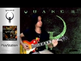 Quake II (PSX) - Crashed Up Again (GuitarDreamer)