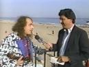 Tiny Tim visits Santa Cruz (90's)