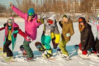 Мода для сноубордистов: выбираем лучшую маску и шлем с умом