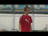 [VIDEO] 150419 Luhan Birthday Soccer Event