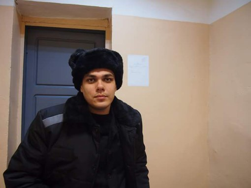 Алексей Сутуга в изоляторе ИК-2