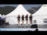 Up Down @ Dia Girls - 2015 Ground Forces Festival