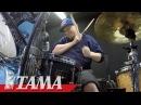 Abe Cunningham Signature Snare Drum :TAMA